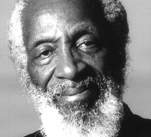 NAACP Mourns the Passing of Civil Rights Icon, Writer and Comedian Dick Gregory