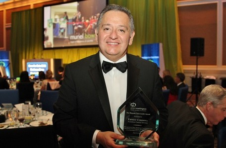 Accenture's Ernest Cordova awarded Hispanic Tech Leader by GWHCC