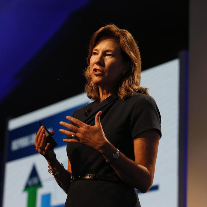 KPMG's Lynne Doughtie: Standing United Behind Our Culture and Values