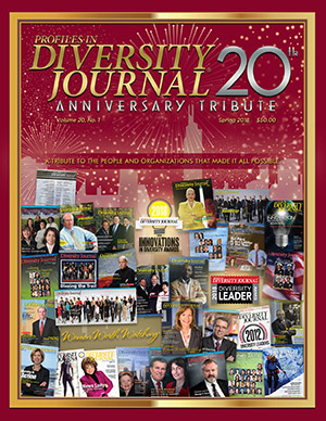 Profiles in Diversity Journal 20th Anniversary Tribute Issue