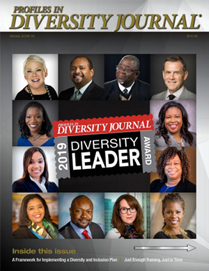 Profiles in Diversity Journal Winter 2018-2019 Issue