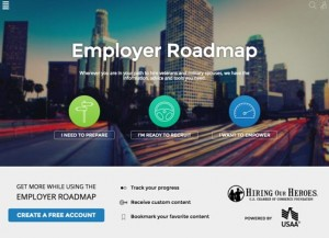 USAA employer roadmap