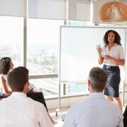 Are Female Leaders Confident Communicators?