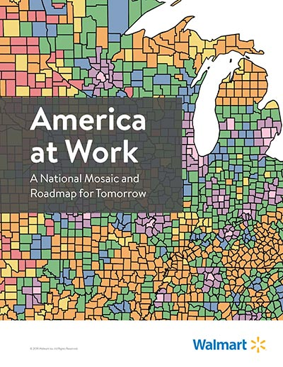 America at Work A National Mosaic and Roadmap for Tomorrow