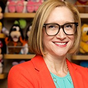 Elissa Margolis, Disney Consumer Products–The Walt Disney Company