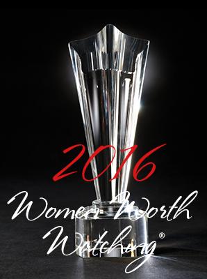 Announcing the 2016 Women Worth Watching Award Winners